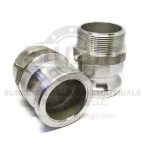 Camlock Fittings Part F