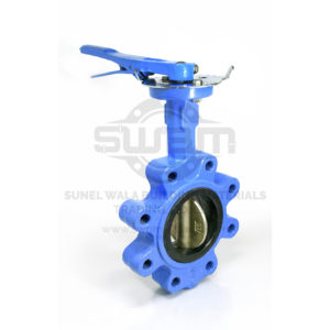 Butterfly Valve Flanged