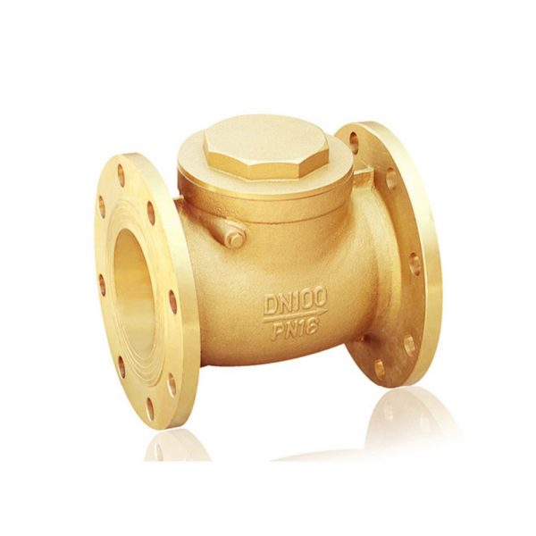 Check Valve Flanged