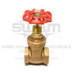 Gate Valve Threaded