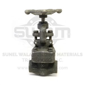 Gate Valve Threaded CS