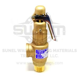 Safety Valve Bronze
